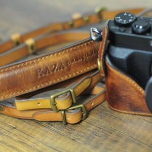 Panasonic lx100 相機皮套 Leather case パナソニック LX100 カメラケース by KAZA