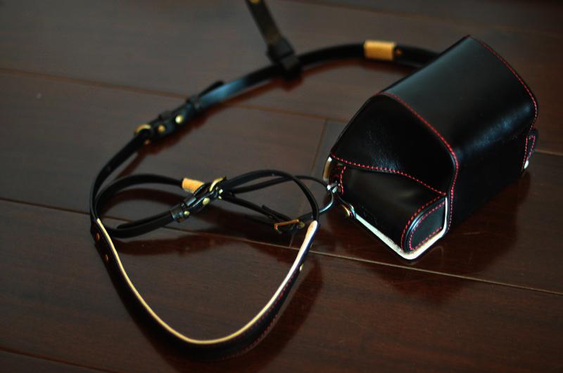 Fujifilm X30 相機皮套 Leather case 富士フイルム X30 用カメラケースby KAZA