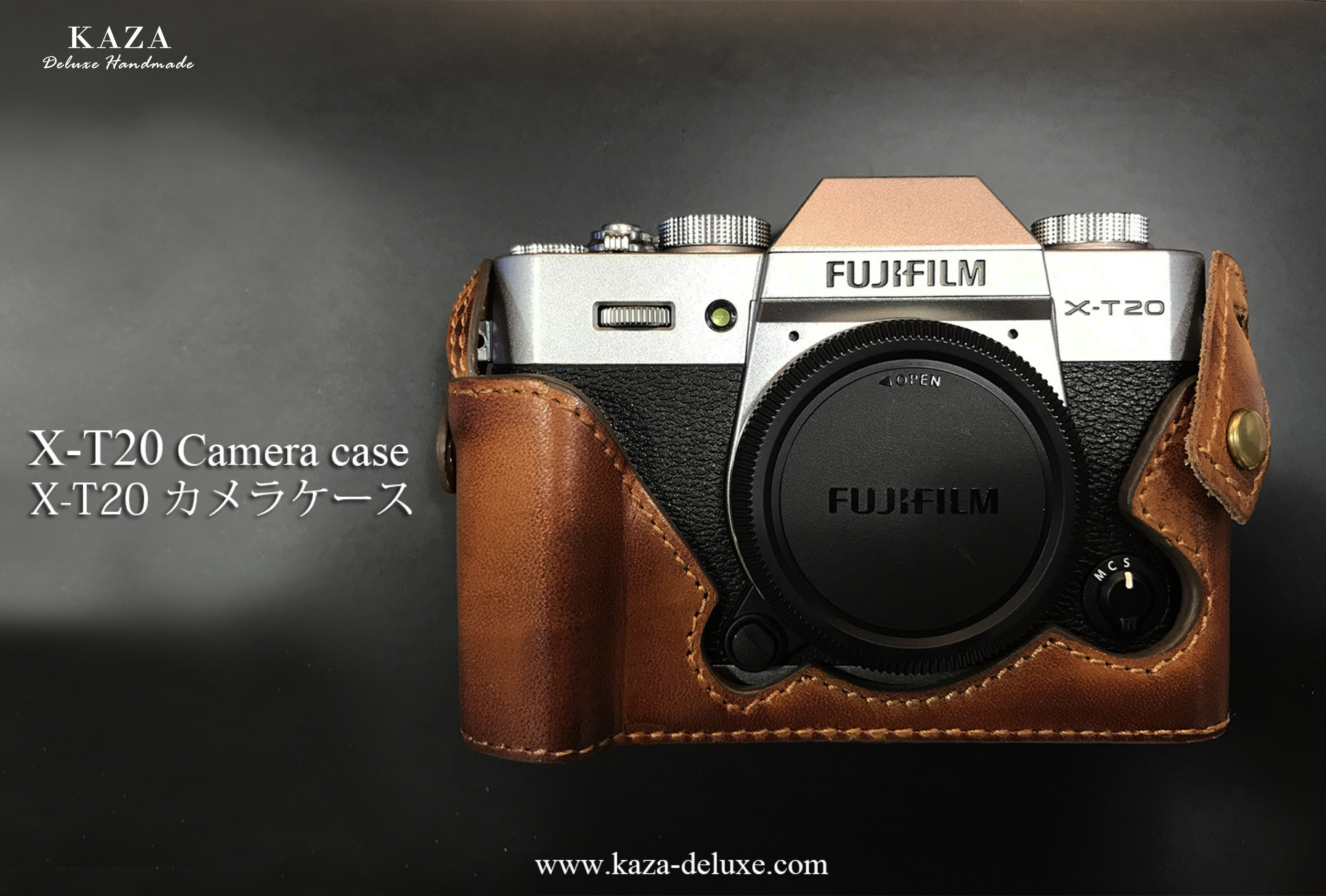 Fujifilm X T20 Camera Leather Case The Best Protection