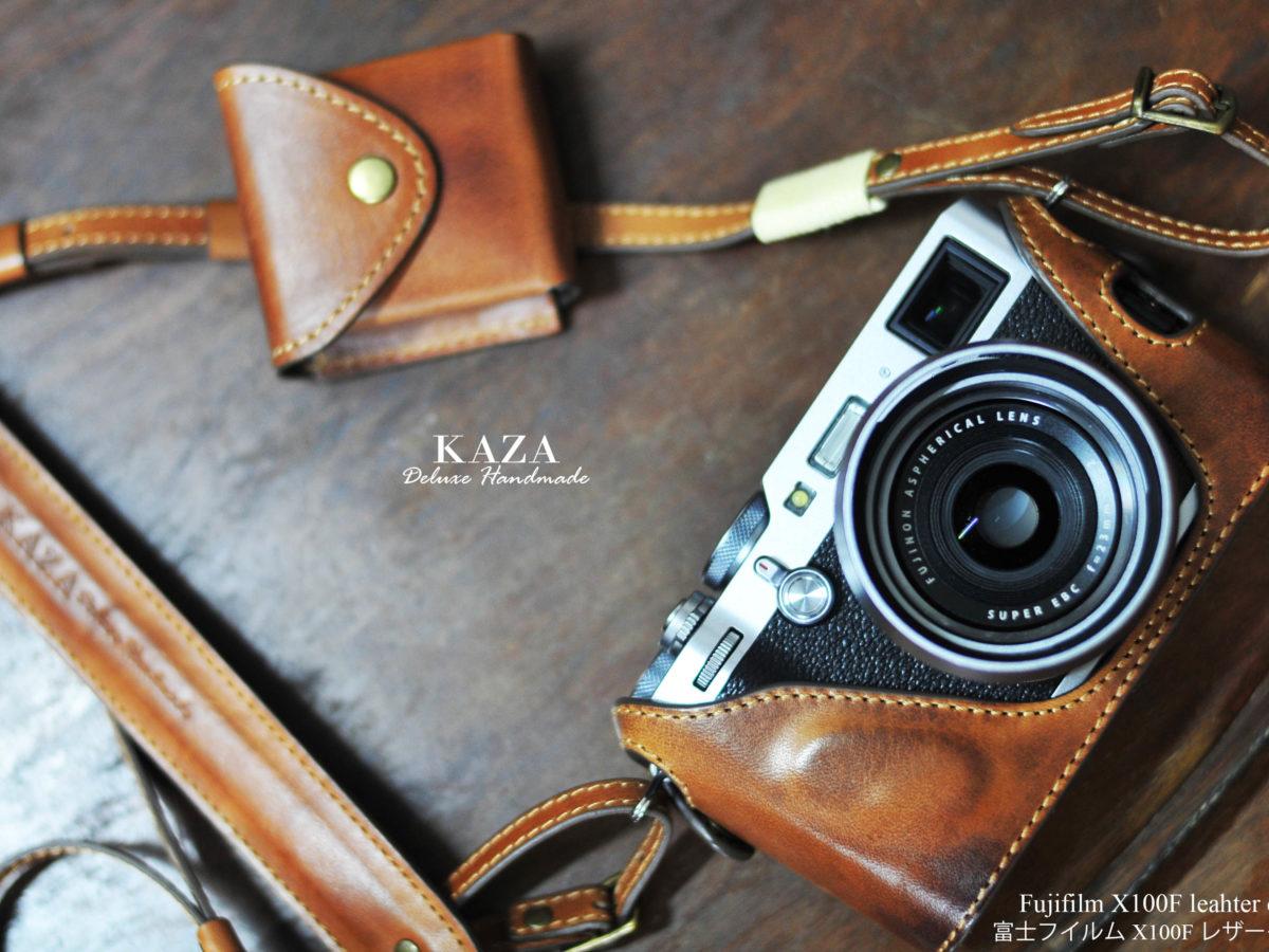 The Story Of Making Fujifilm X100f Leather Camera Case Kaza X100s Iphone 5 Custom Hard