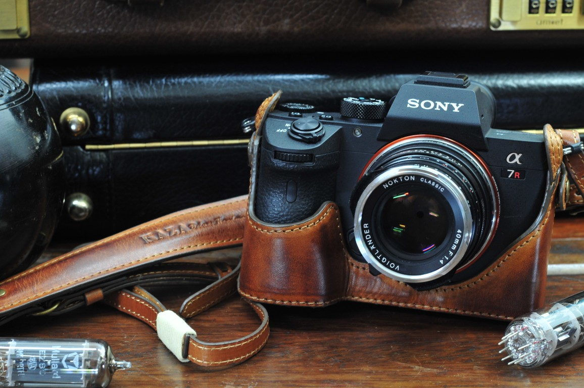 Sony A7r3 A7iii A9 Camera Leather Case The Best Protection For A7r3