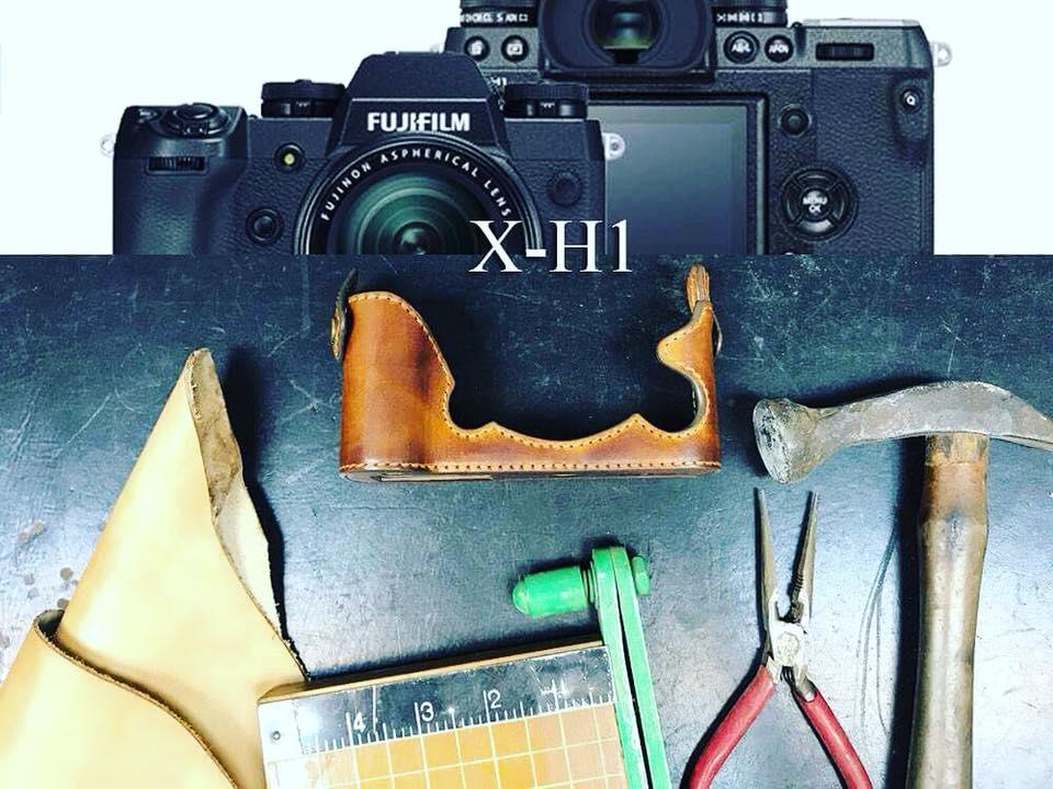 fujifilm xh1 leather case,fujifilm xh1 half case