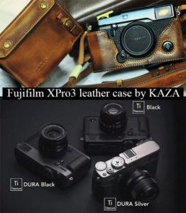 Xpro3leathercase, xpro3 half case, xpro3 leather case