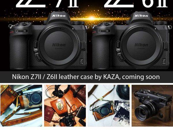 Nikon z6ii z7ii用カメラケース, Nikon z6ii z7ii相機皮套, Nikon z6ii z7ii leather case, Nikon z6ii z7ii half case, Nikon z6ii z7iiカメラケース, ニコンz6ii z7ii革製ケース, ニコンz6ii z7iiレザーケース, ニコンz6ii z7iiボディケース, ニコンz6ii z7iiケース